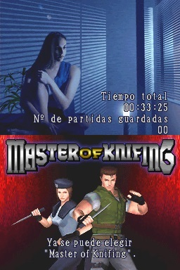 master of knifing jill