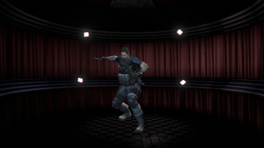 Chris Redfield especial